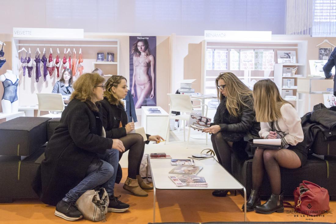 Salon international de la lingerie nieuws second skin for Salon international lingerie